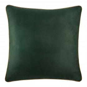 Kissenbezug 45x45 Dunkelgrün Velvet