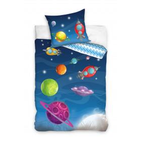 Kinderbettwäsche 200x135 + 80x80 Dream