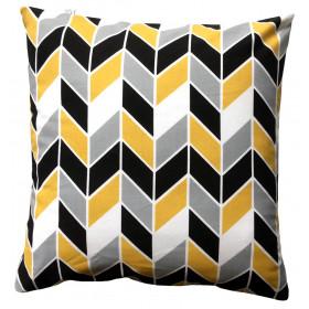 Kissenbezug 40x40 Baumwolle Geometrische Muster