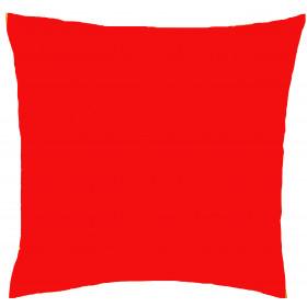 Kissenbezug 40x40 Baumwolle 100% Rot