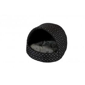 Höhle-Tierlager mit Kissen Hundehaus
