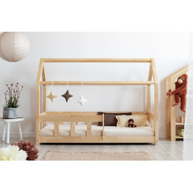 Kinderbett Memo H2 - 70x160 CM