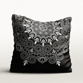 Kissenhülle Black & White