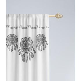 Vorhang HARMONY kräuselband COACHELLA 140x250